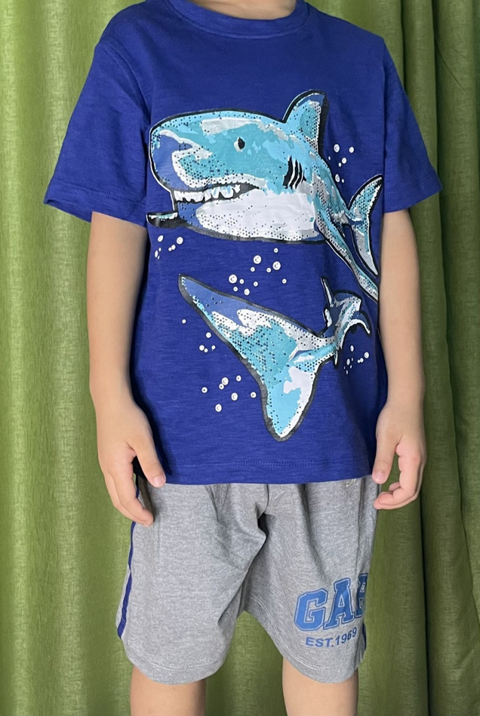 Thời trang trẻ em cao cấp Set đồ cho bé trai11