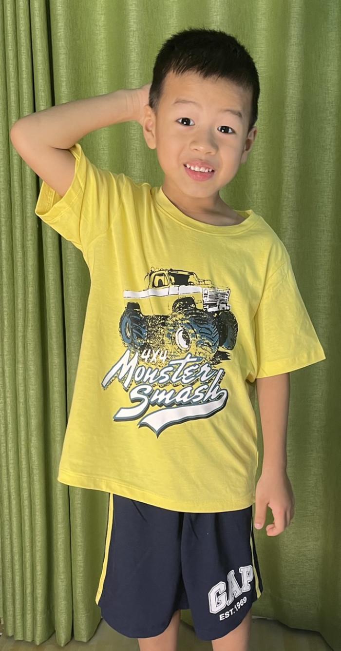 Thời trang trẻ em cao cấp Set đồ cho bé trai12