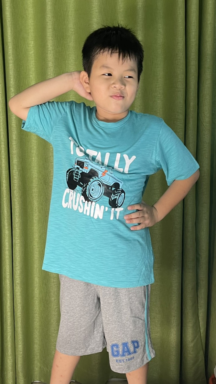 Thời trang trẻ em cao cấp Set đồ cho bé trai14