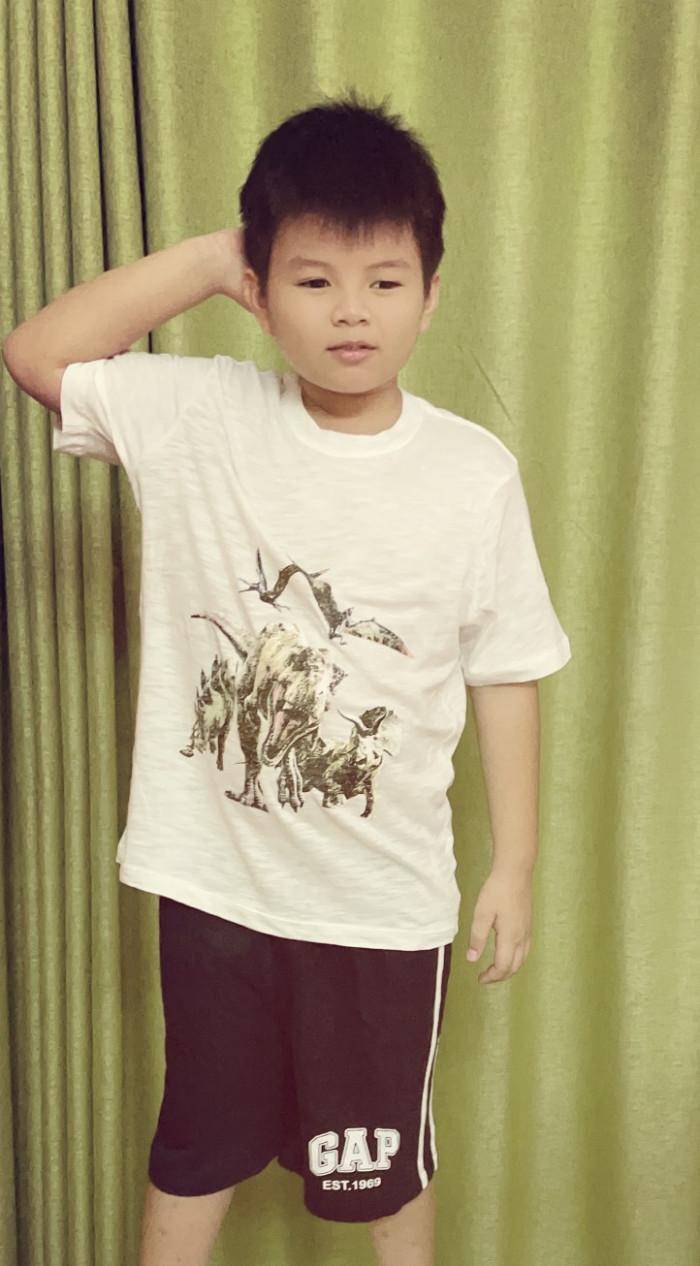 Thời trang trẻ em cao cấp Set đồ cho bé trai18