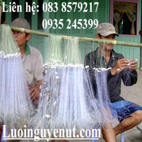 Chuyên lưới giăng cá siêu nhạy Nguyễn Út2
