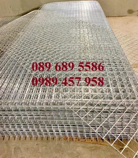 Lưới thép hàn có sẵn phi 4 - Lưới thép đổ sàn bê tông - Lưới thép hàng rào có sẵn5