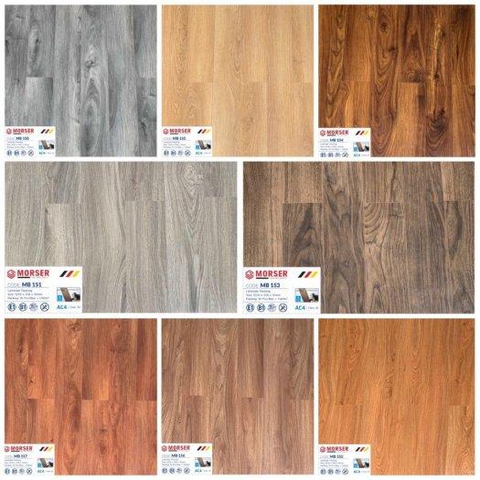 Sàn gỗ công nghiệp Morser0