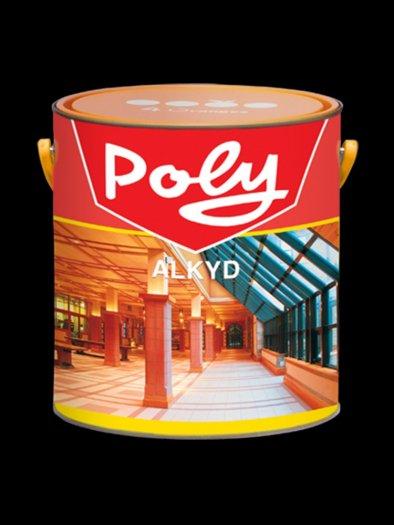 Tìm đại lí phân phối sơn dầu poly expo0