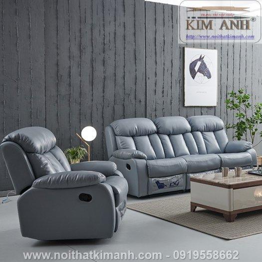 Sofa da cao cấp cho phòng khách thêm sang trọng tại Bến Cát, Bình Dương7