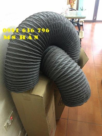 Báo giá ống gió mềm vải phi 125 hàn quốc.19