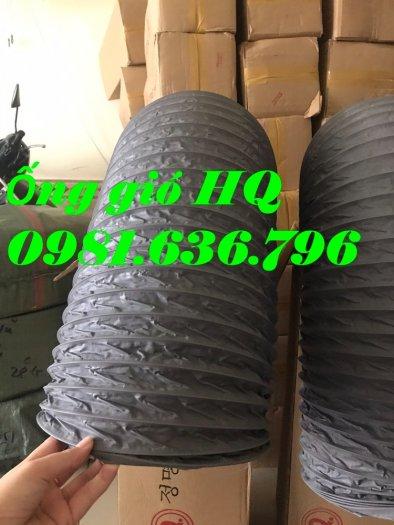 Báo giá ống gió mềm vải phi 125 hàn quốc.14