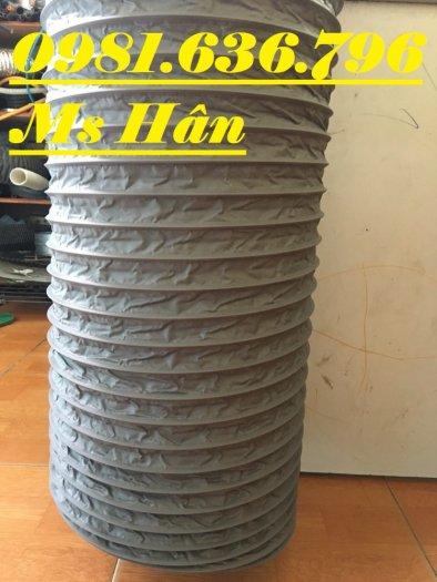 Báo giá ống gió mềm vải phi 125 hàn quốc.2
