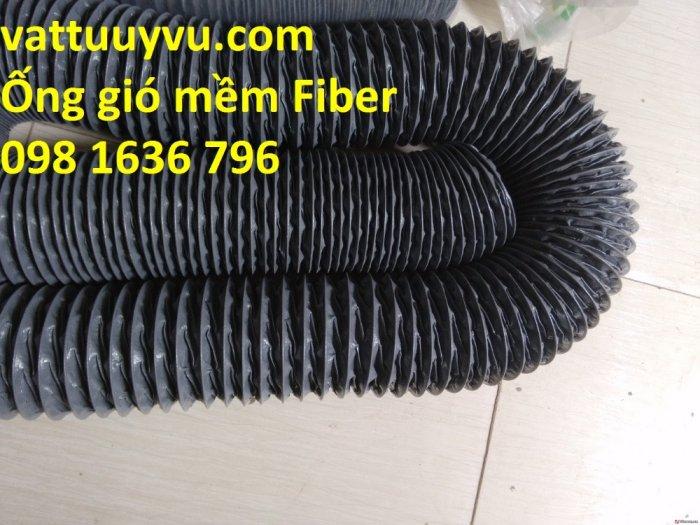Báo giá ống gió mềm vải phi 125 hàn quốc.1
