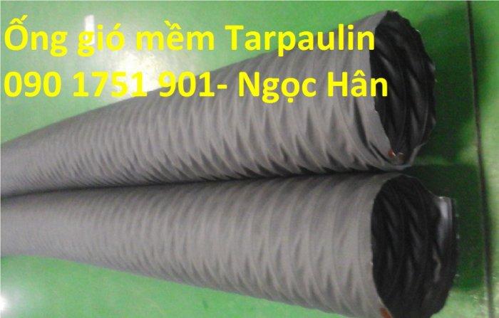 Báo giá ống gió mềm vải phi 125 hàn quốc.0