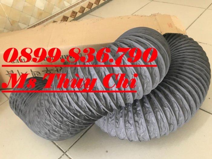 Ống thông gió, ống gió mềm phi 1500