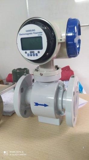 Đồng hồ đo nước điện từ Hàn Quốc| chính hãng Hansung0