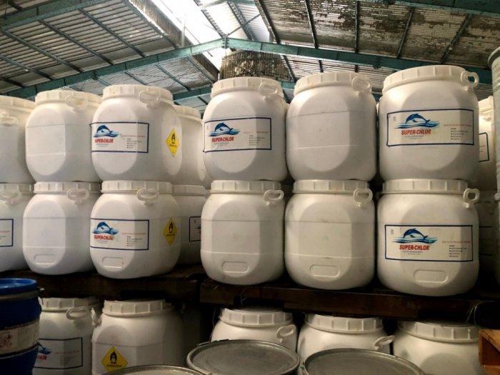 Chlorine (CaO(Cl)2) – Trung Quốc0