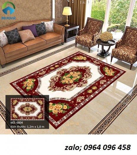 Bán gạch thảm lát nền phòng khách - SK553