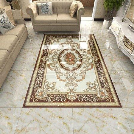 Bán gạch thảm lát nền phòng khách - SK550