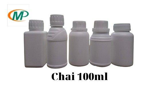 Chai nhựa HDPE_Chai nhựa giá rẻ_Chai đựng thuốc thủy sản1