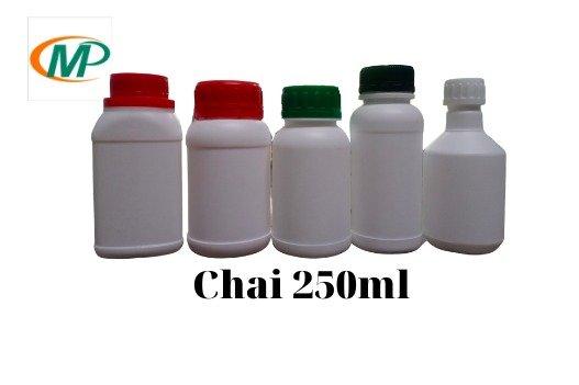 Chai nhựa HDPE_Chai nhựa giá rẻ_Chai đựng thuốc thủy sản0