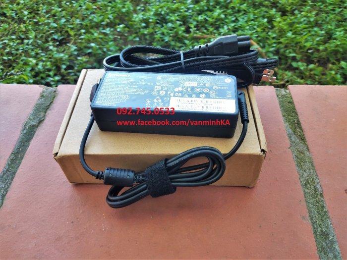 Sạc Sạc Lenovo Thinkpad 90W, chân vuông USB, xịn xò, giá rẻ.2