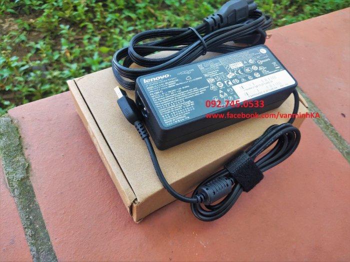 Sạc Sạc Lenovo Thinkpad 90W, chân vuông USB, xịn xò, giá rẻ.0