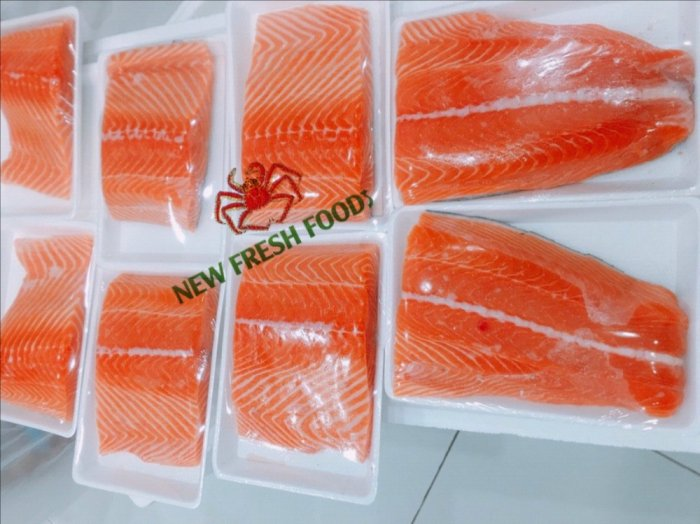 Cá Hồi Nauy Fillet - New Fresh Foods1