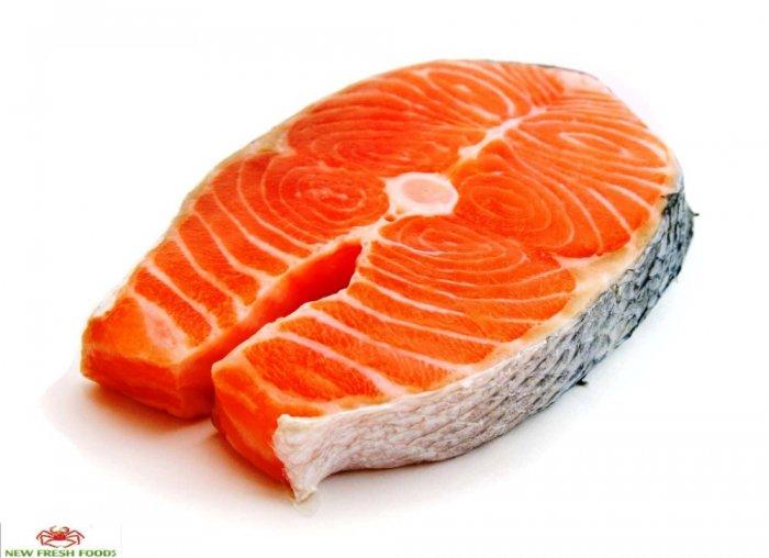 Cá Hồi Nauy Cắt Khoanh - New Fresh Foods7