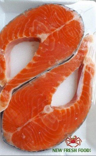 Cá Hồi Nauy Cắt Khoanh - New Fresh Foods4