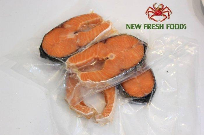 Cá Hồi Nauy Cắt Khoanh - New Fresh Foods3