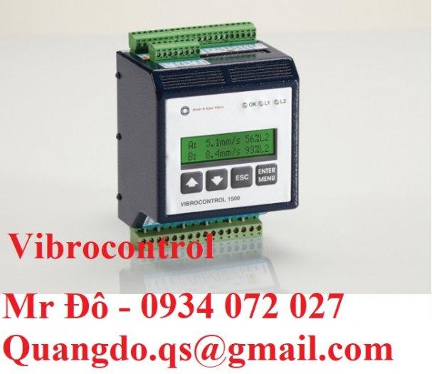 Vibrocontrol thiết bị giám sát độ rung2