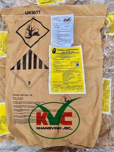 Kẽm oxit ( Zinc oxide - ZnO) hàm lượng 72% 75%2