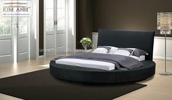 30 mẫu giường tròn sành điệu nhất năm 2021 cho phòng ngủ của bạn tại Dầu Tiếng - Bình Dương27