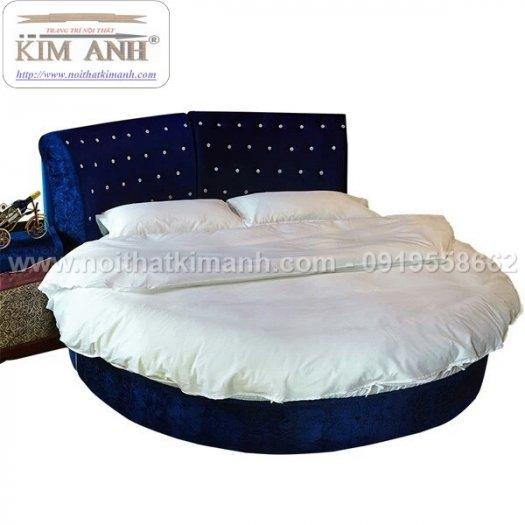 30 mẫu giường tròn sành điệu nhất năm 2021 cho phòng ngủ của bạn tại Dầu Tiếng - Bình Dương23