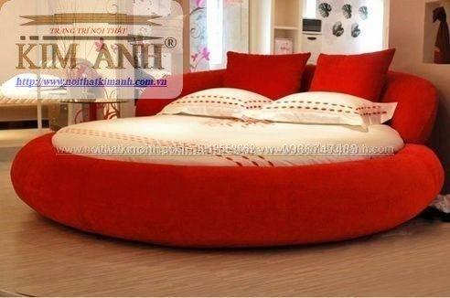 30 mẫu giường tròn sành điệu nhất năm 2021 cho phòng ngủ của bạn tại Dầu Tiếng - Bình Dương16
