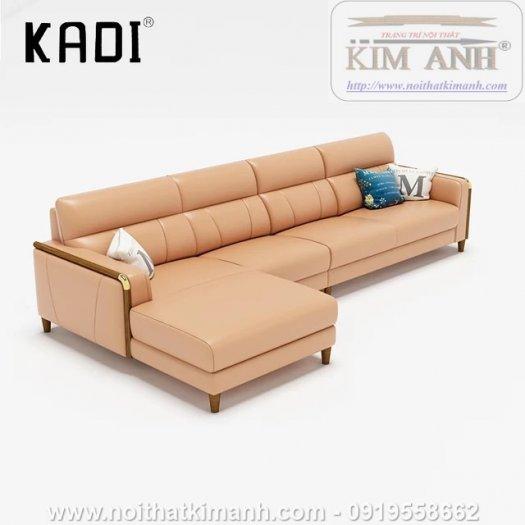 15 Bộ sofa góc chữ L đẹp bằng gỗ da và vải bán chạy nhất 2021 tại Bình Dương11