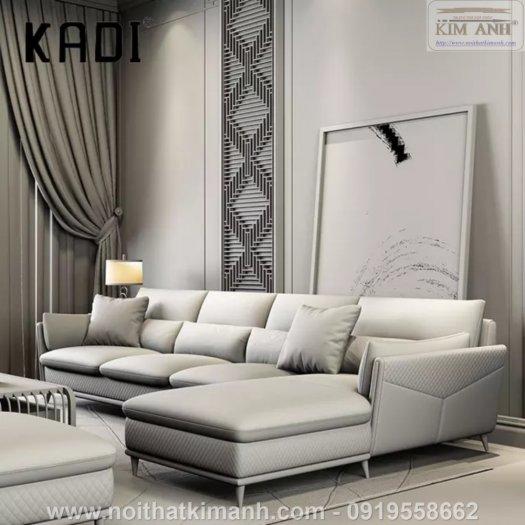 15 Bộ sofa góc chữ L đẹp bằng gỗ da và vải bán chạy nhất 2021 tại Bình Dương10