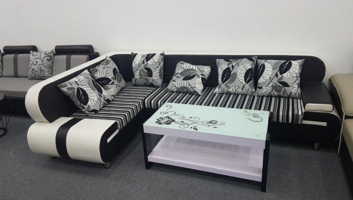 15 Bộ sofa góc chữ L đẹp bằng gỗ da và vải bán chạy nhất 2021 tại Bình Dương1