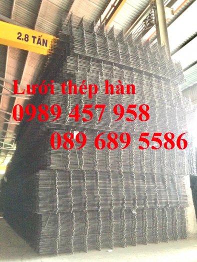 Lưới thép hàn trơn phi 6 a 50x50, 100x100, 150x150, 200x200, 250x250 giao hàng 3 ngày3