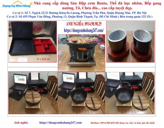 Chuyên cung ứng Bếp nướng than, cồn tại bàn Nhật Bản, lò nướng than cồn5