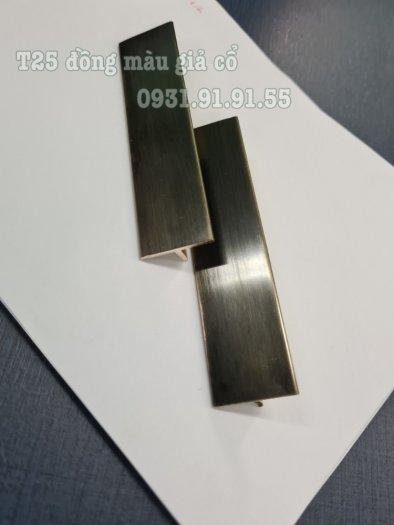 Nẹp chống trơn bậc cầu thang chữ L - Nẹp chống trơn bậc cầu thang hợp kim nhôm cao cấp.20
