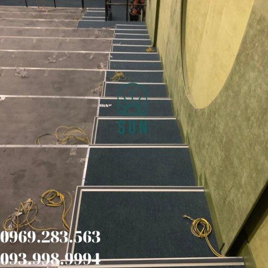Nẹp chống trơn bậc cầu thang chữ L - Nẹp chống trơn bậc cầu thang hợp kim nhôm cao cấp.3