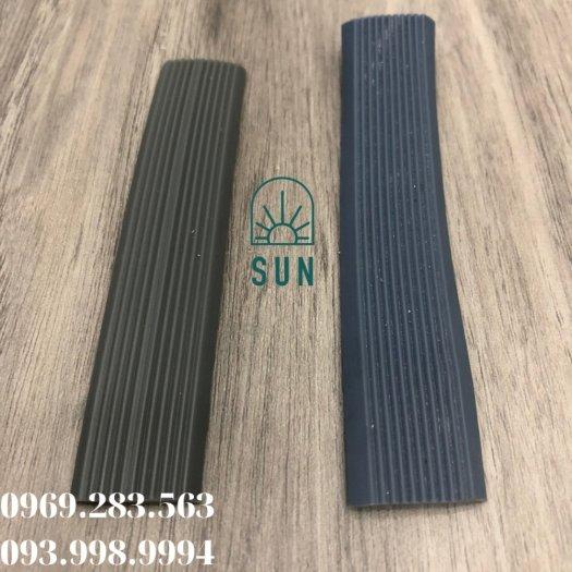 Nẹp chống trơn bậc cầu thang chữ L - Nẹp chống trơn bậc cầu thang hợp kim nhôm cao cấp.0