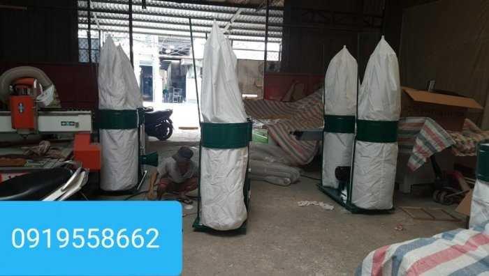 Máy hút bụi 2 túi vải giải pháp  tối ưu cho các xưởng tại Thuận An, Bình Dương1
