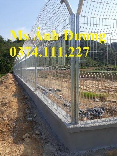 Lưới thép hàng rào mạ kẽm, hàng rào lưới thép mạ kẽm, mẫu lưới thép hàng rào giá rẻ,10