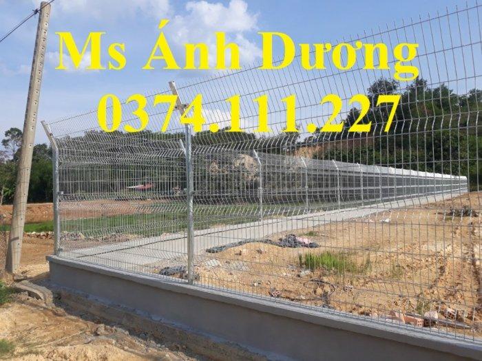 Lưới thép hàng rào mạ kẽm, hàng rào lưới thép mạ kẽm, mẫu lưới thép hàng rào giá rẻ,9