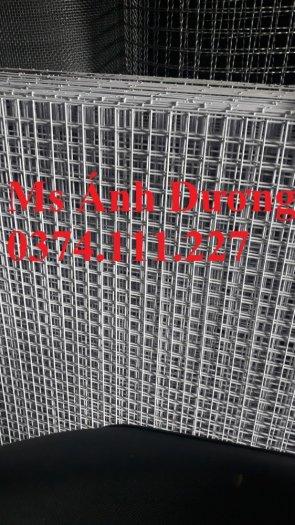 Lưới thép hàn sơn tĩnh điện, lưới thép hàn ô vuông sơn tĩnh điện, lưới hàn sơn tĩnh điện,5