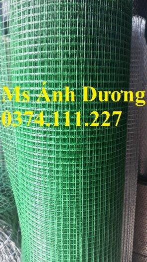 Lưới thép hàn sơn tĩnh điện, lưới thép hàn ô vuông sơn tĩnh điện, lưới hàn sơn tĩnh điện,4