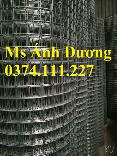 Lưới thép hàn mạ kẽm, lưới thép hàn mạ kẽm d1, d2, d313