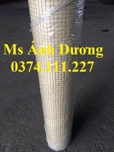 Lưới thép hàn mạ kẽm, lưới thép hàn mạ kẽm d1, d2, d35