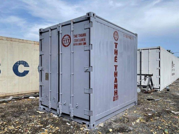 Container lạnh 10feet tủ đông1