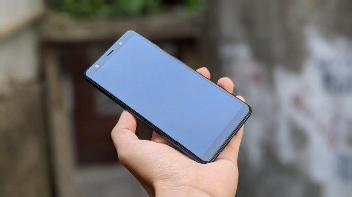 Điện thoại Samsung Galaxy A7 2018 2 SIM4
