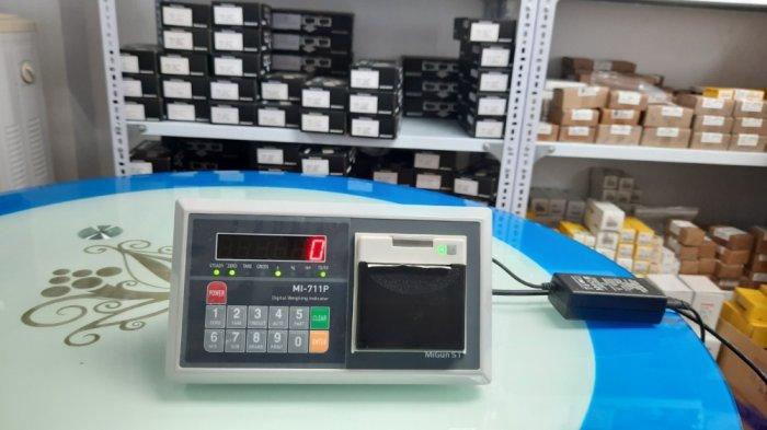 MI711A - Model đầu cân Migun giá rẻ dùng cho Cân sàn, cân bàn1